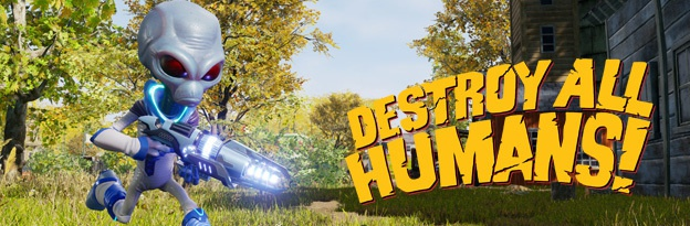 Destroy All Humans! - Top