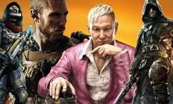 Nieuwe content voor vier grote games
