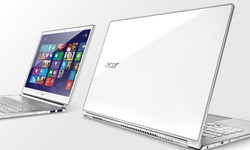 Aspire S7: Acers ultrabooktopper met touchscreen