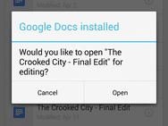 Google Drive-app