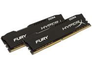 Kingston HyperX Fury black HX424C15FBK2/8
