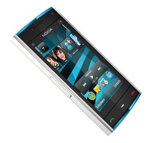 Nokia X6 16GB Blauw