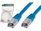 Goedkoopste Digitus Patch Cable, SFTP, CAT5E, 1M Blauw