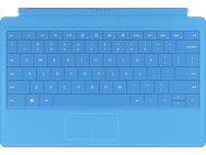 Goedkoopste Microsoft Surface Type Cover 2 Cyaan (Qwerty)