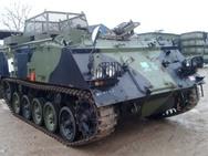 FV 432-pantserinfantrievoertuig