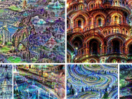 Inceptionism Image Gallery
