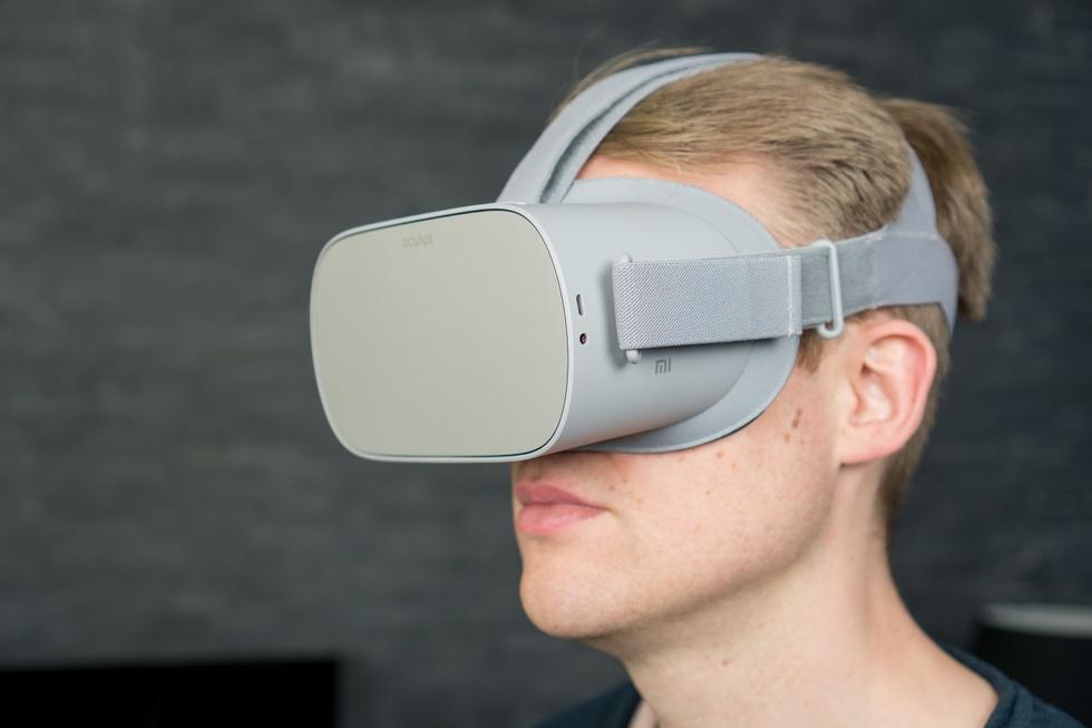 Oculus Go Review - Tweakers
