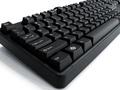 Steelseries 7G Professional Gaming Keyboard - isometrisch aanzicht dichtbij