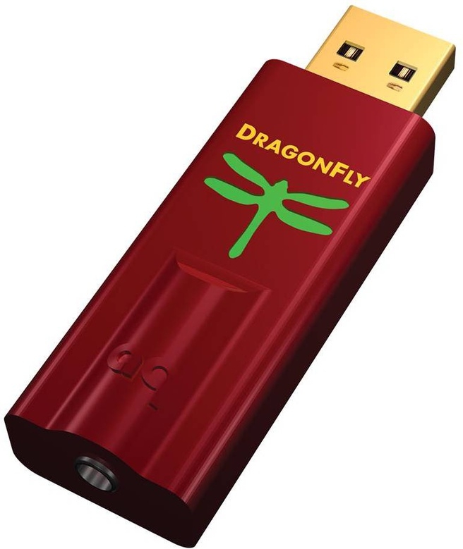 AudioQuest Dragonfly Red USB DA-converter