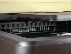 Uitvoer automatische document feeder