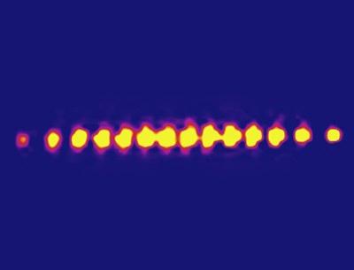 Veertien qubits