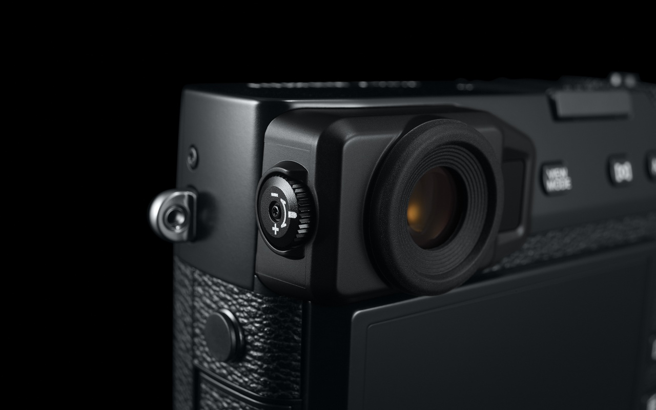 Fujifilm X-Pro2 sfeerbeeld