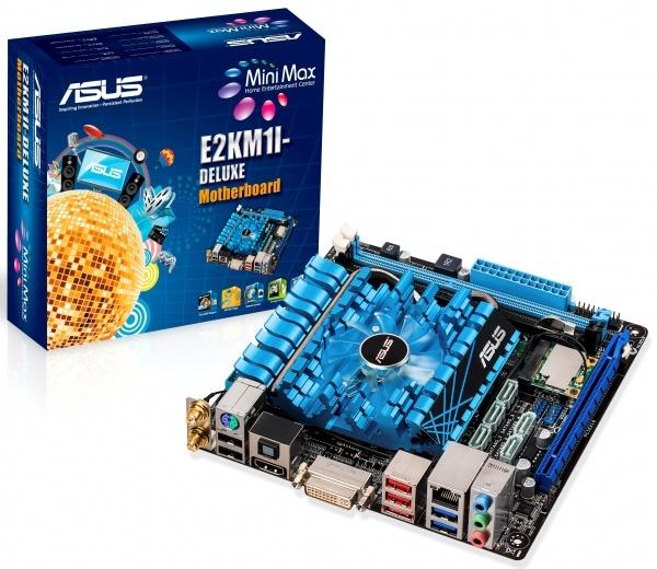 ASUS E2KM1-I Deluxe