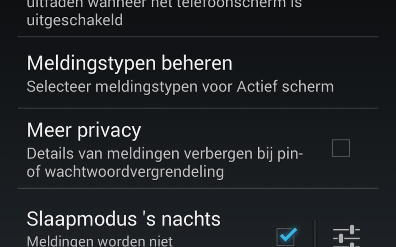 Screenshot Moto X