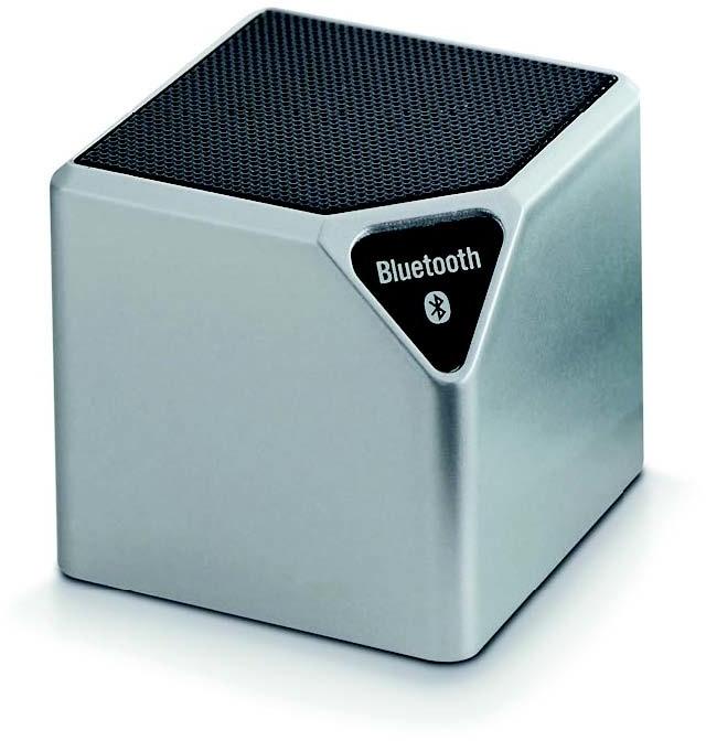 Bigben Interactive Draadloze bluetooth speaker met LED verlichting ...