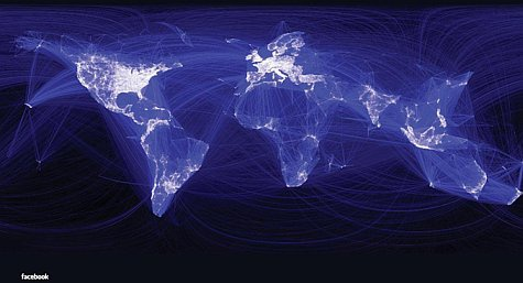 Facebook Earth
