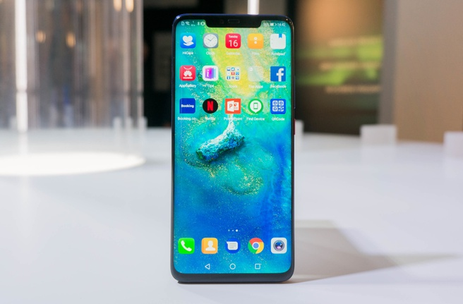 Huawei Mate 20 Pro - preview