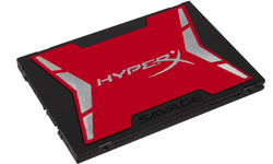 Kingston HyperX Savage-ssd getest