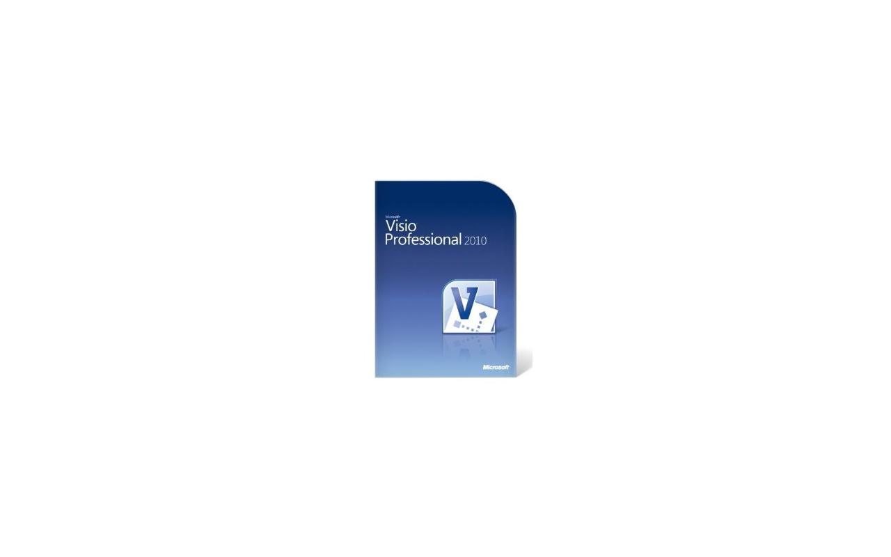 Microsoft Visio Professional 2010 NL