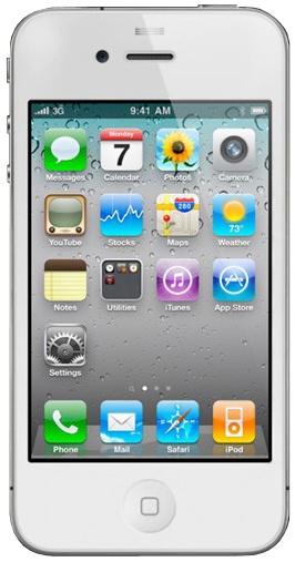 Apple iPhone 4 32GB Wit