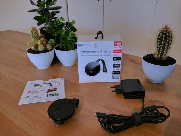 Google Chromecast Ultra - victor1701 - Userreviews - Tweakers