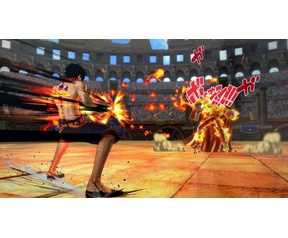 One Piece: Burning Blood, PlayStation 4