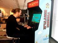 Arcade kast tweak battle