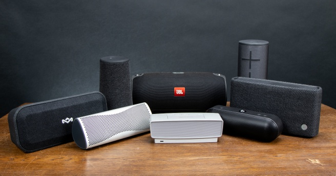Bluetooth-speakers - Overzicht 8 speakers