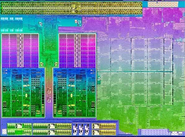 AMD Trinity-die