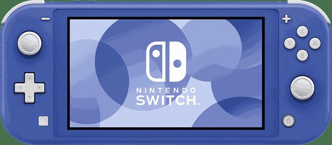 Nintendo Switch Lite Console (Blauw) Blauw