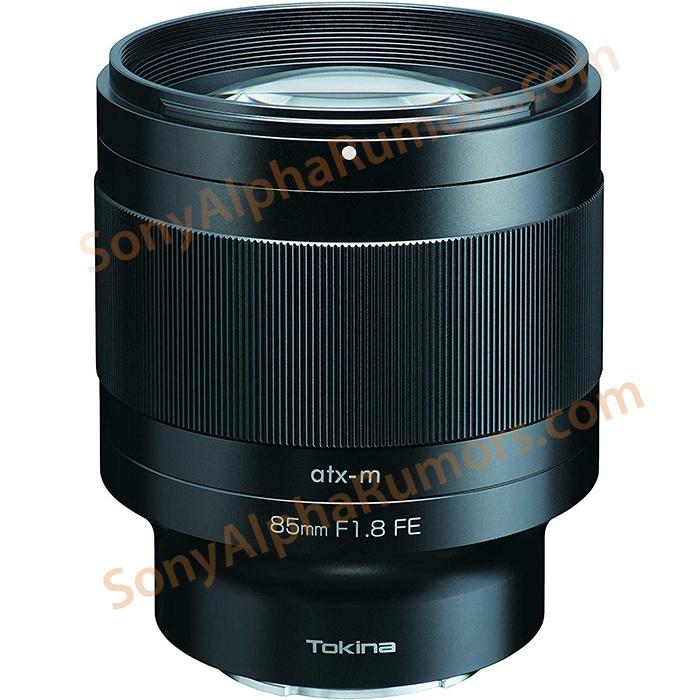Tokina 85mm f/1.8