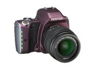 Goedkoopste Pentax K-S1 Night Sky Collection + DA L 18-55mm f/3,5-5,6 AL Paars