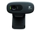 Logitech HD Webcam C270 (Zwart)