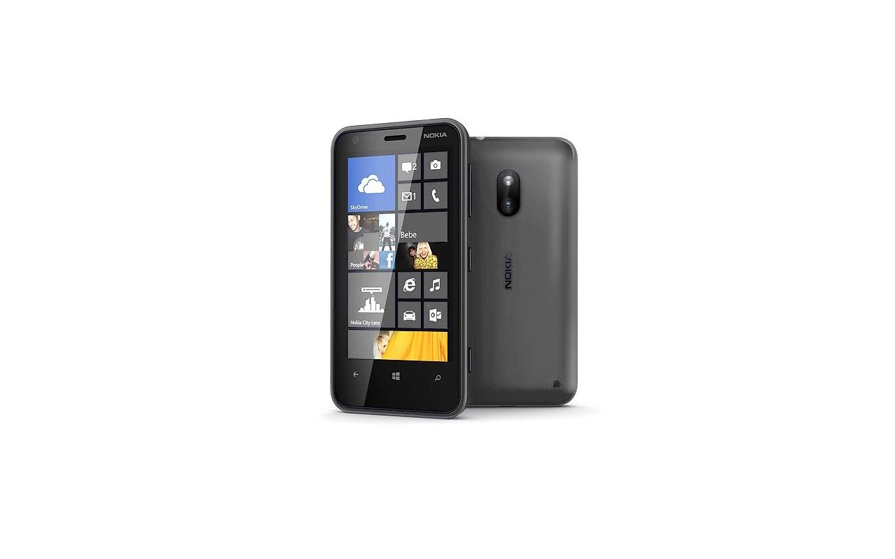 Nokia Lumia 620 Zwart
