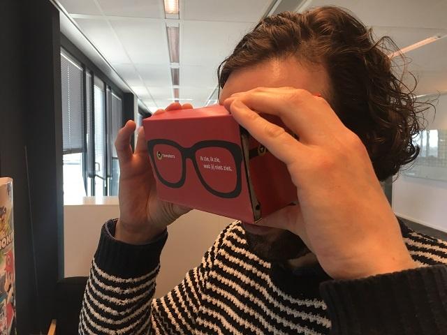 Tweakers VR bril