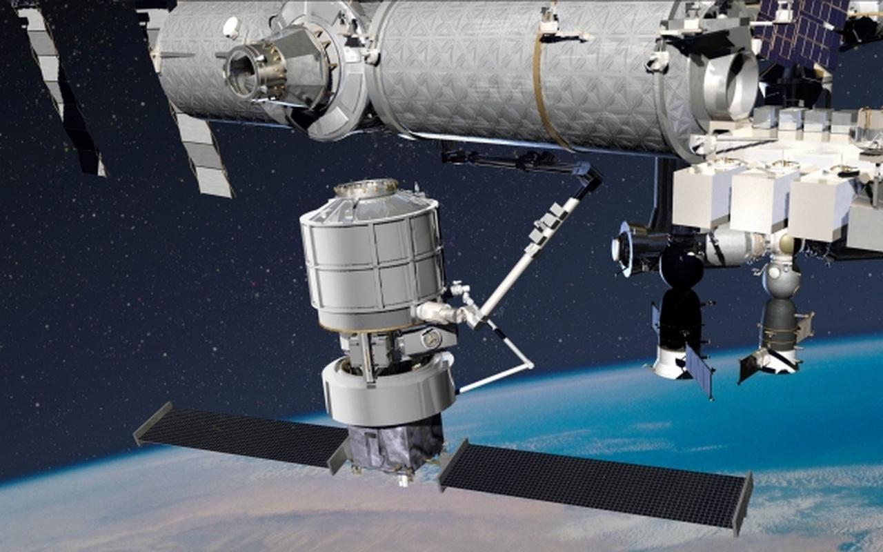 Lockheed Martin - Jupiter en Exoliner
