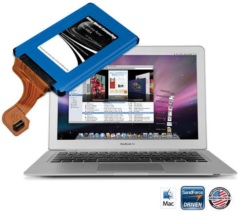 Mercury Aura Pro MBA SSD
