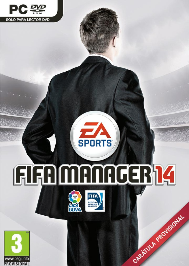 FIFA Manager 14, PC (Windows)