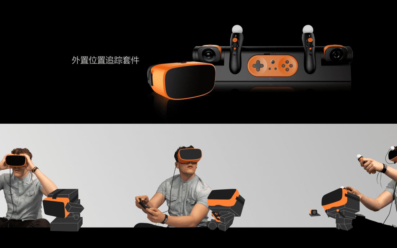 Pico Neo vr-headset