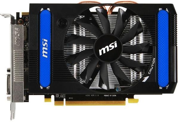 MSI Radeon HD 7790 2GD5/OC