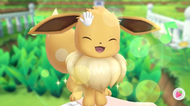 Pok�mon: Let's Go (Special Edition) Eevee, Nintendo Switch