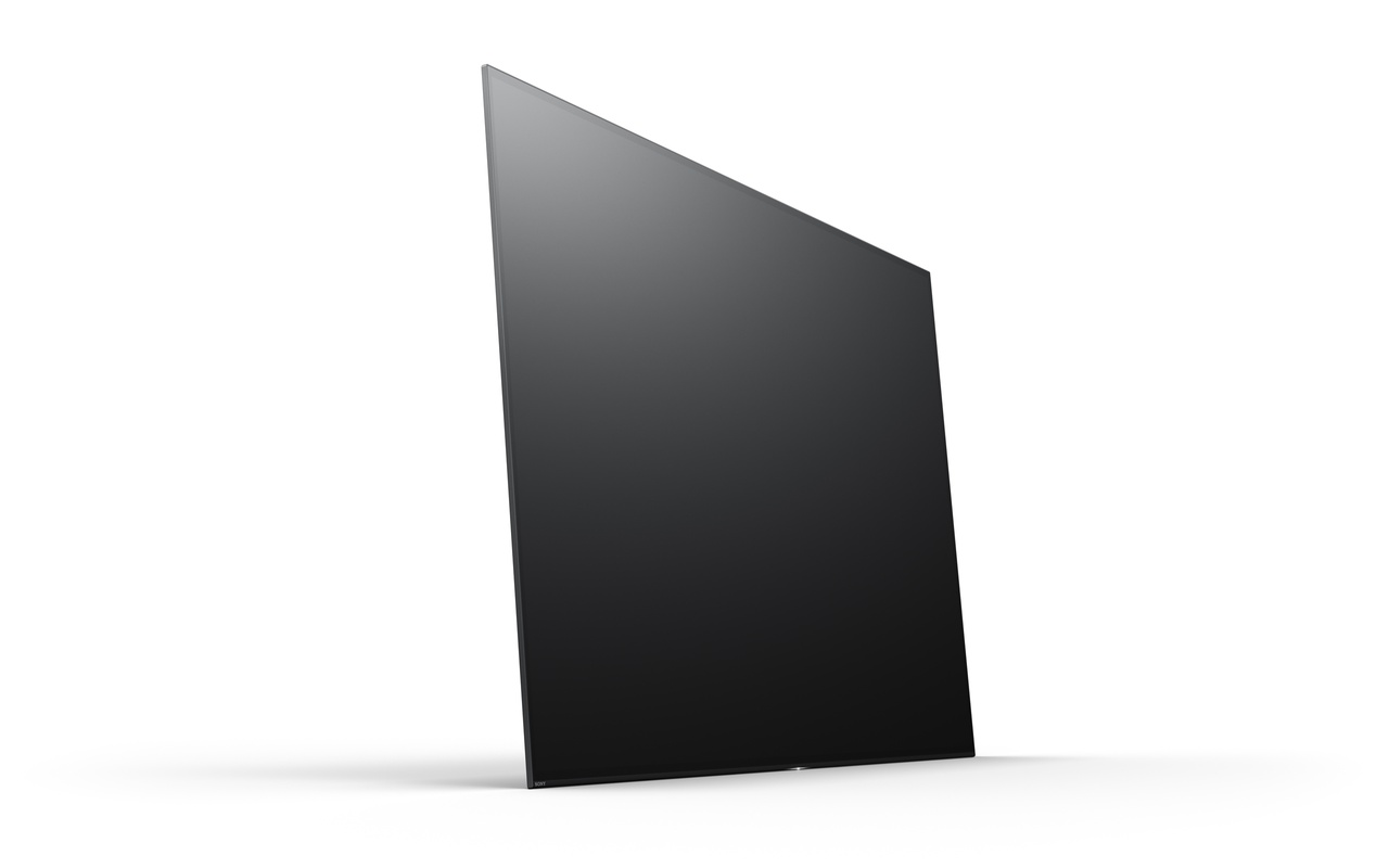 Sony oled-televisie