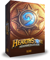 Hearthstone game