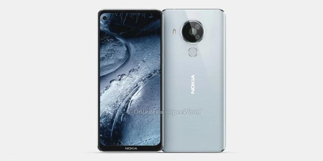 Nokia 7.3 render