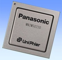 Panasonic UniPhier 1 chipset 200px