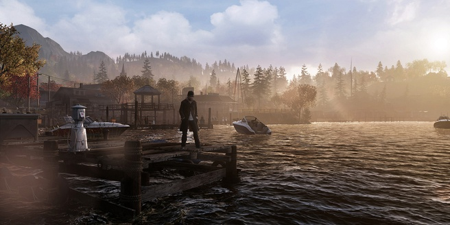 Watch Dogs graphic-mod