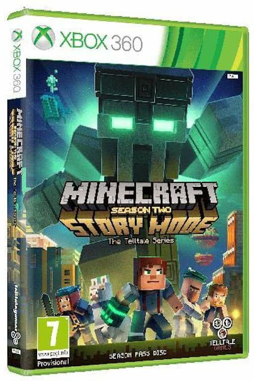 Minecraft: Story Mode - Season Two, Xbox 360