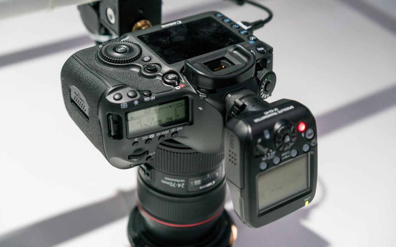 Canon 120 megapixel-sensor