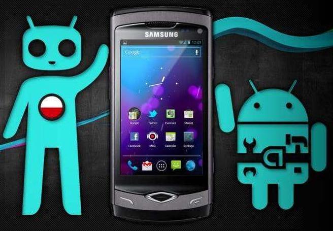Android op Bada-toestellen