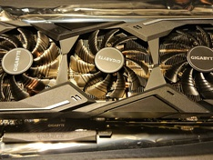 Voorkant Gigabyte RTX 2070 Windforce